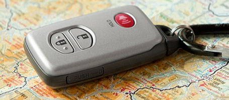Smart Key System with Push Button Start
